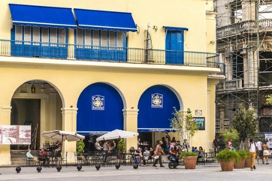 Café Escorial