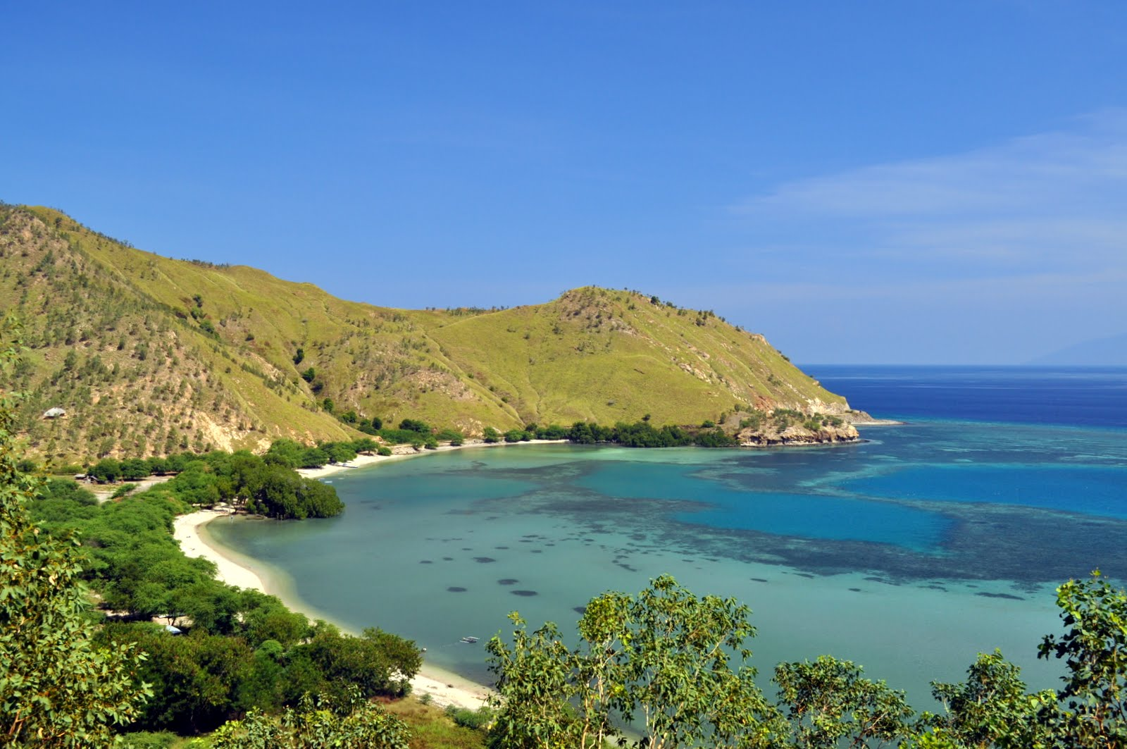 Cape Fatucama, East Timor