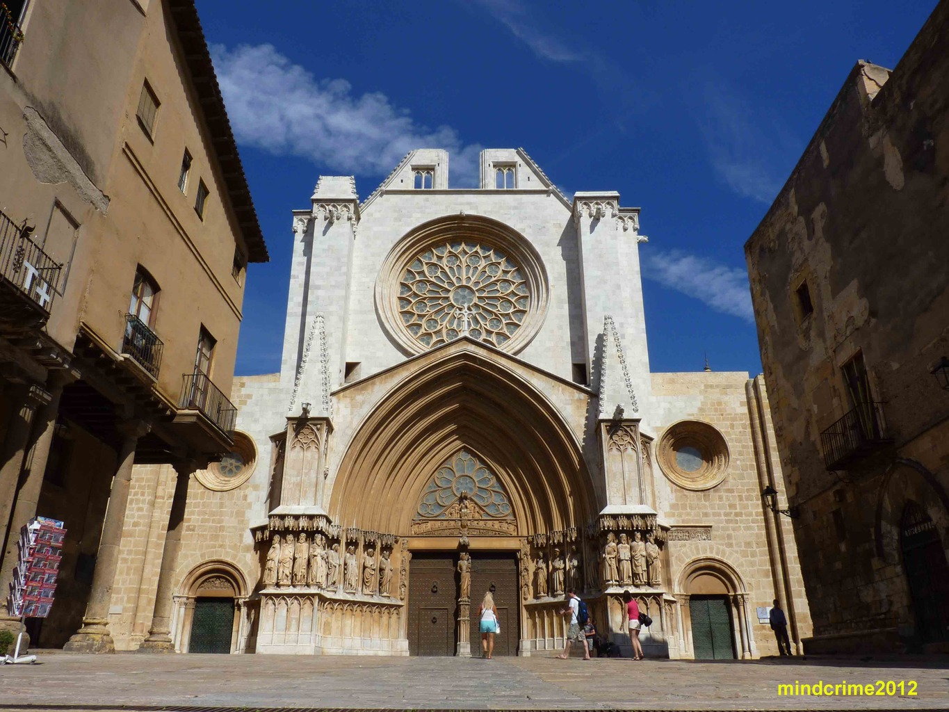 Cathedral de Saint Mary