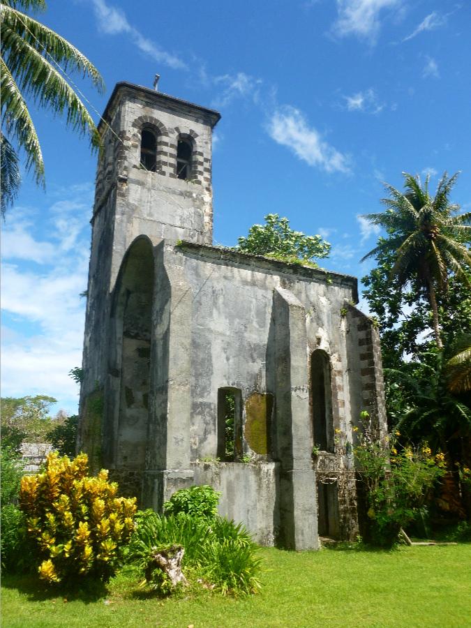 Catholic Bell Tower, Micronesia