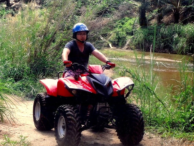 Cha Am ATV Park