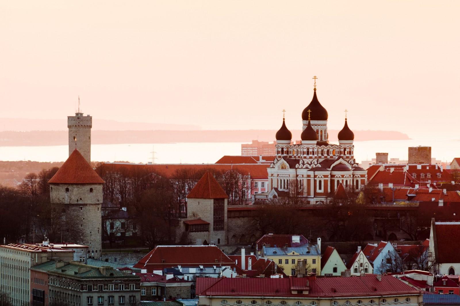 Cobbled, Estonia
