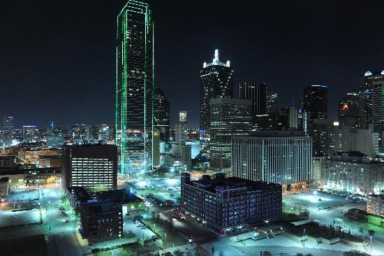 Dallas Night View