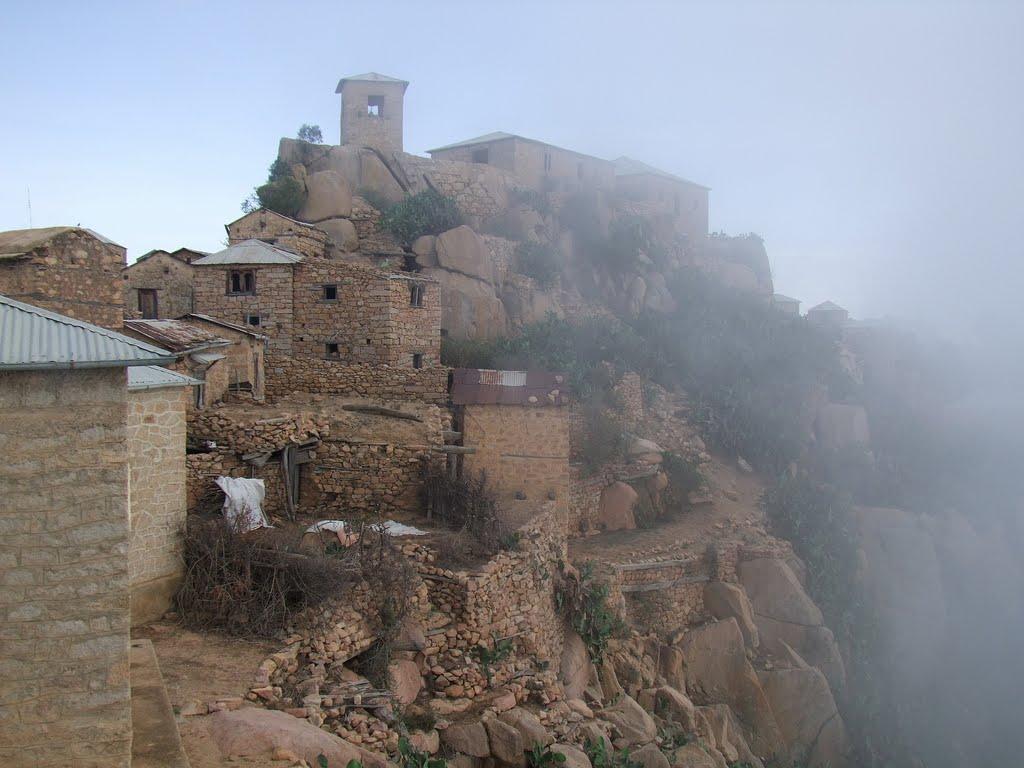 Debre Bizen, Eritrea