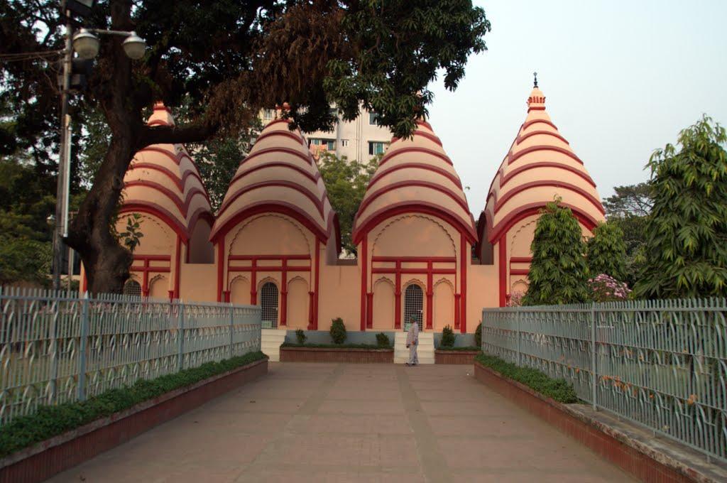 Dhakeshwari temple, Bangladesh