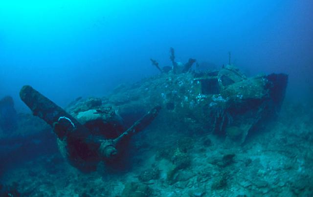 Dive, Marshall Islands