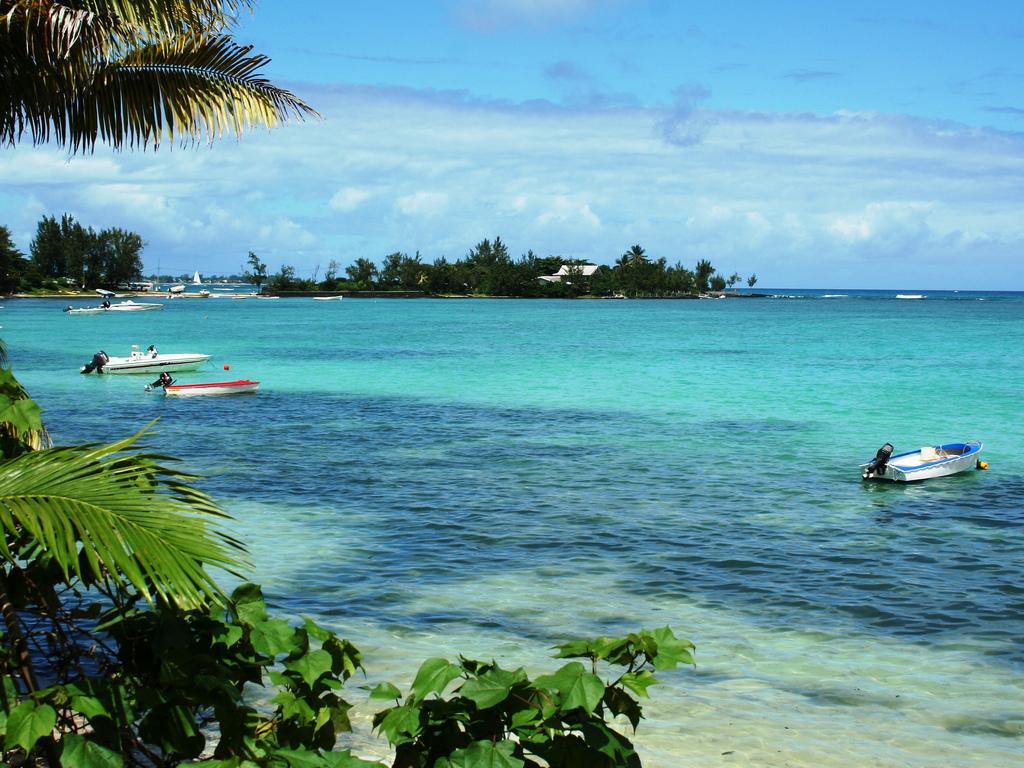 Domaine Les Pailles Park, Mauritius