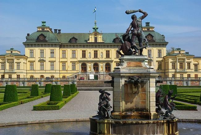 Drottningholm Palace
