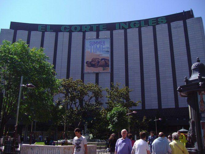 El Corte Ingles Zaragoza