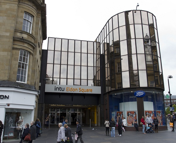 Eldon Square Shopping Centre