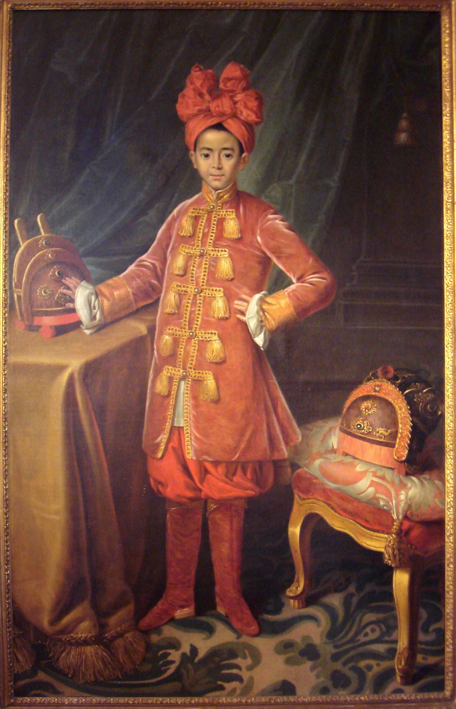Emperor Gia Long, Vietnam