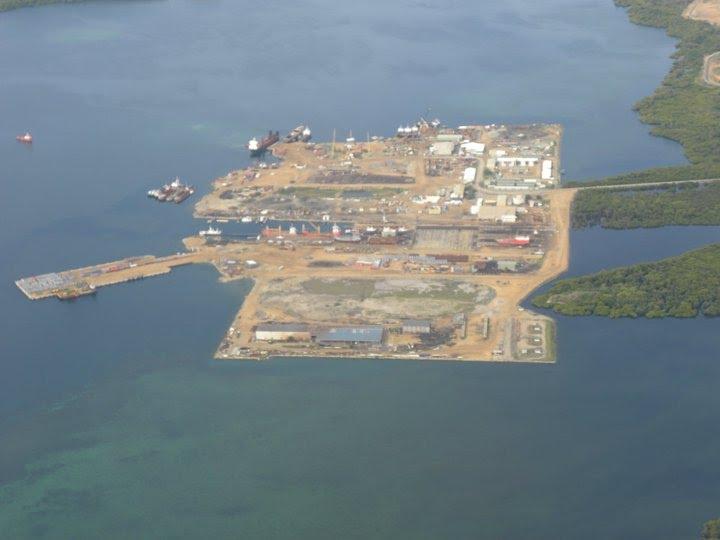Fairfax Harbor, Papua New Guinea