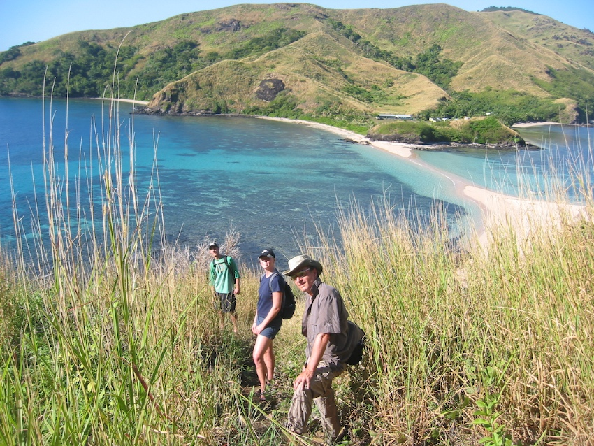 Fiji Hiking