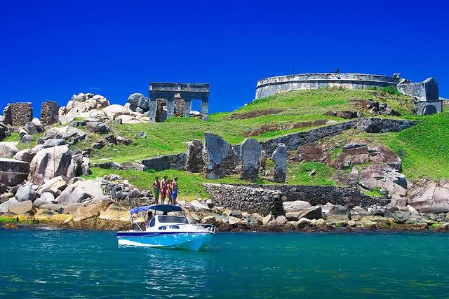 Fortaleza de Nossa Senhora da Conceicao Florianopolis