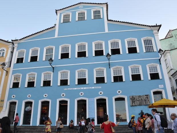 Fundacao Casa de Jorge Amado