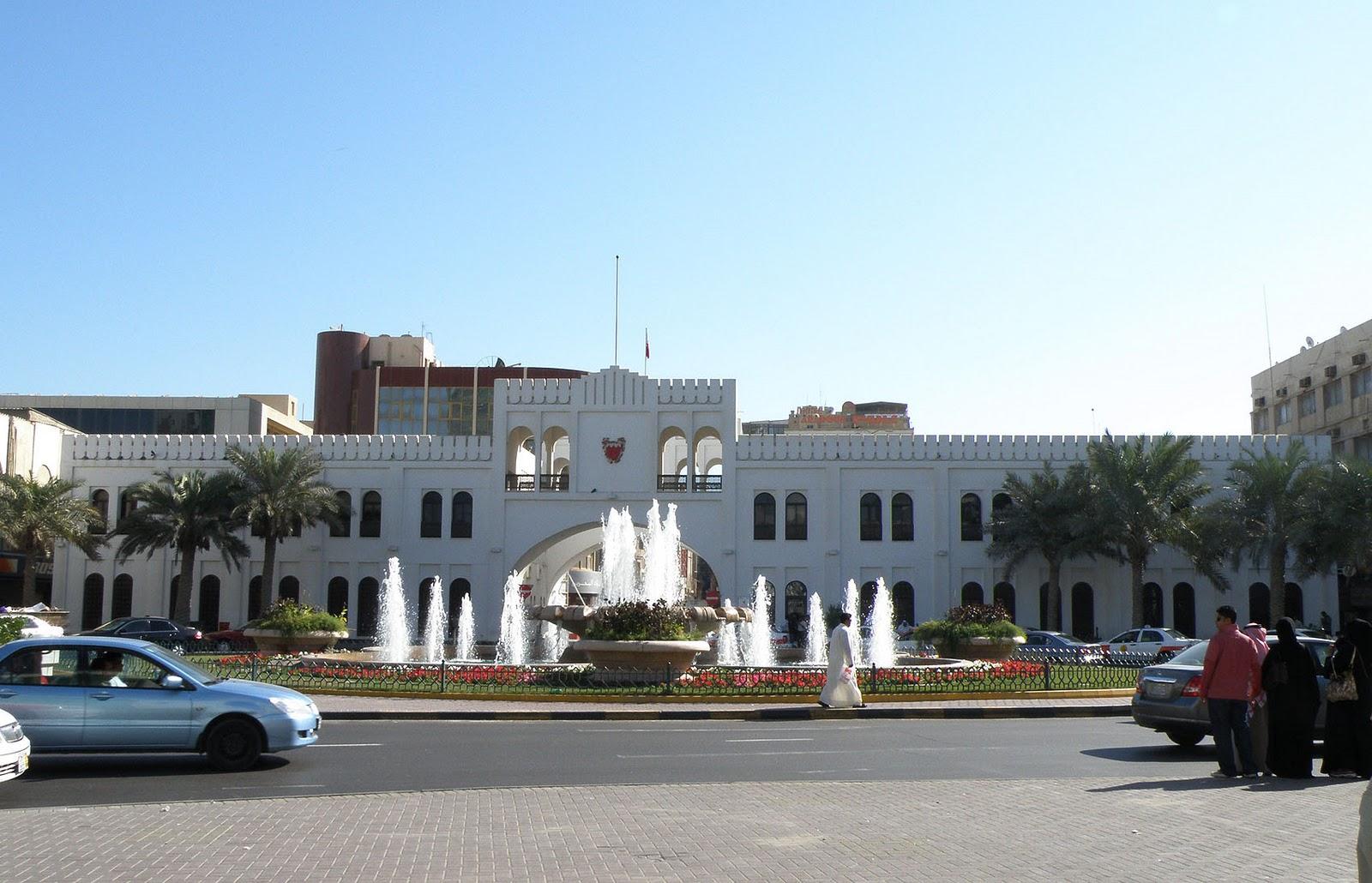 Gateway of Bahrain, Bahrain