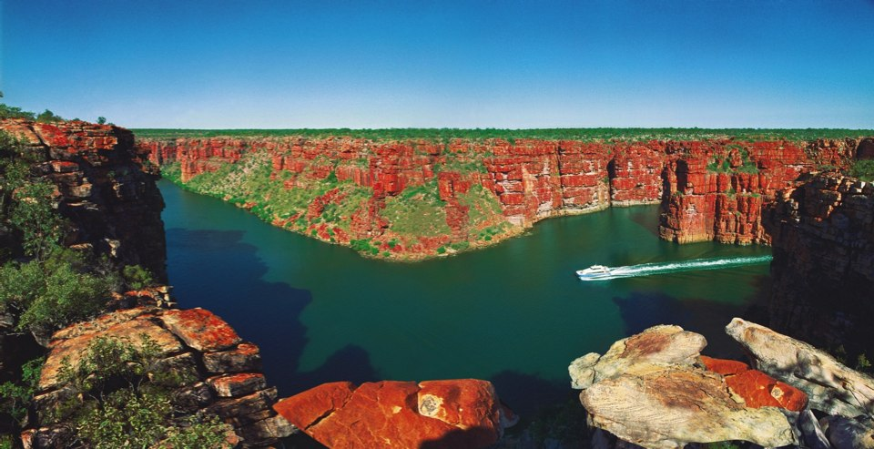 Gibb River Road in the Kimberley