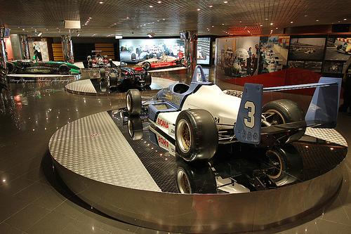 Grand Prix Museum, Macau