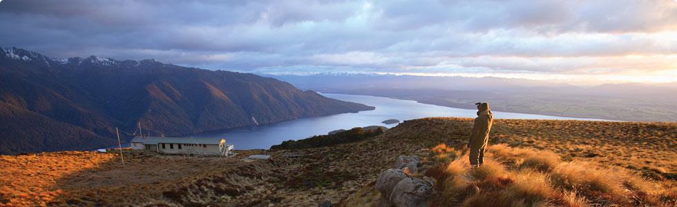 Great Walks, New Zealand