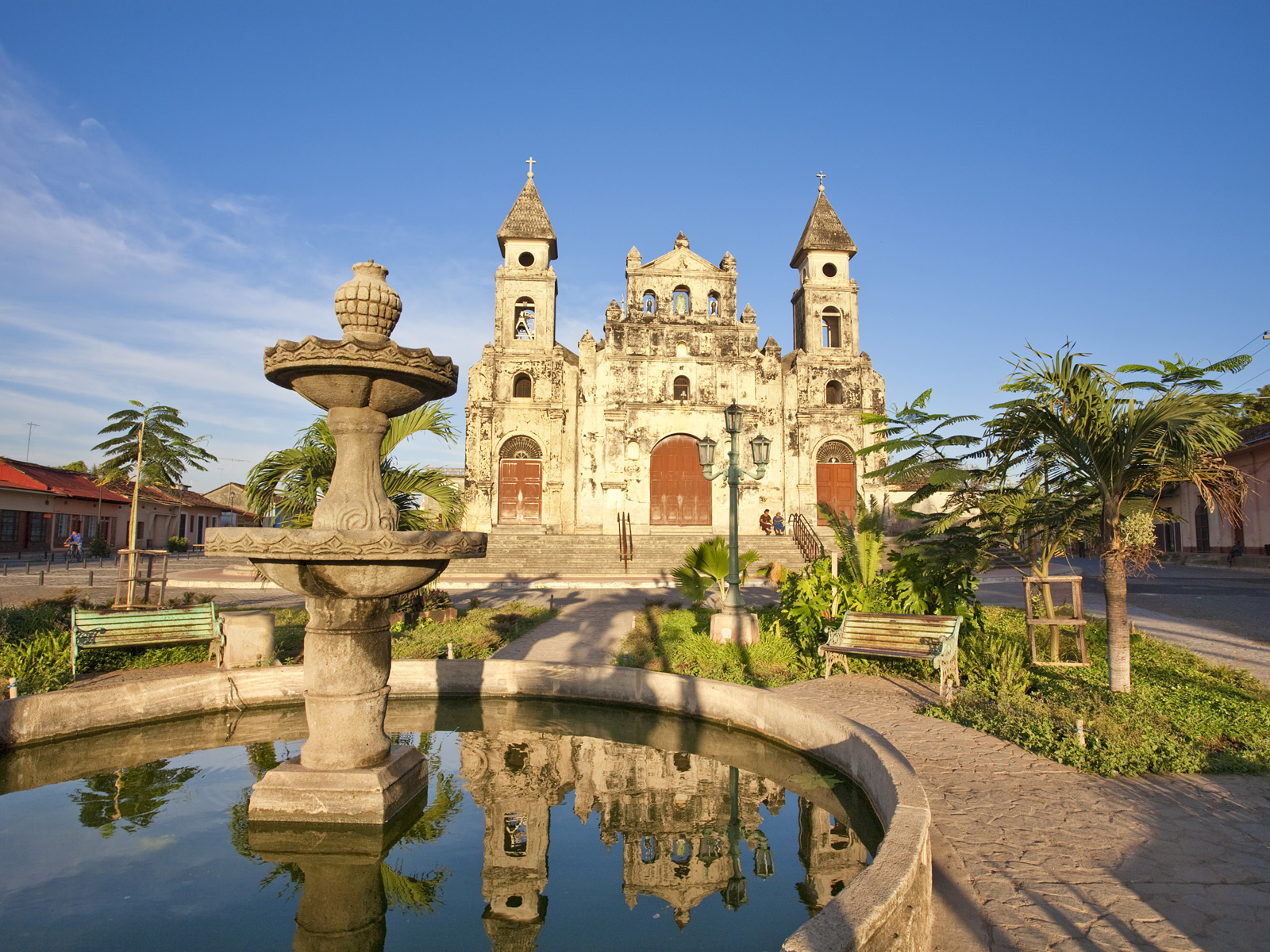 Guadalupe Church, Nicaragua