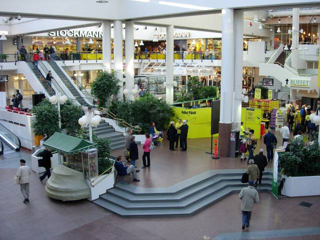Hansa Shopping Centre