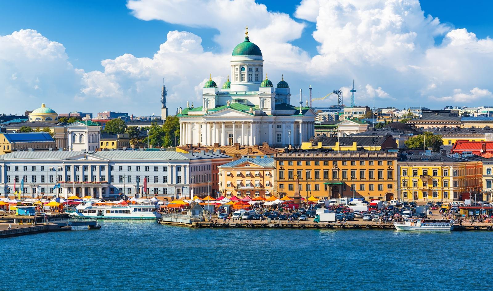 Helsinki's, Finland