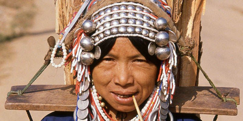 Hill Tribes, Thailand