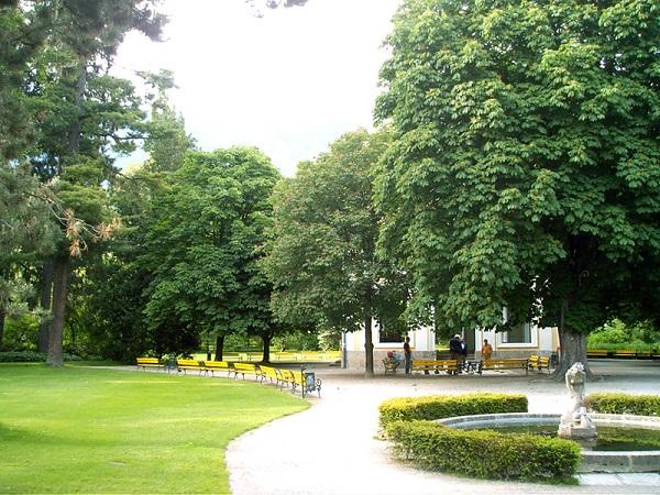 Hofgarten Innsbruck