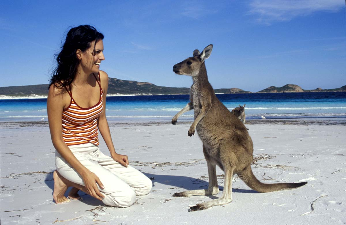 Holiday In Australia1