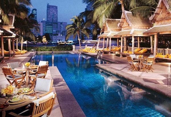 Hotels, Bangkok