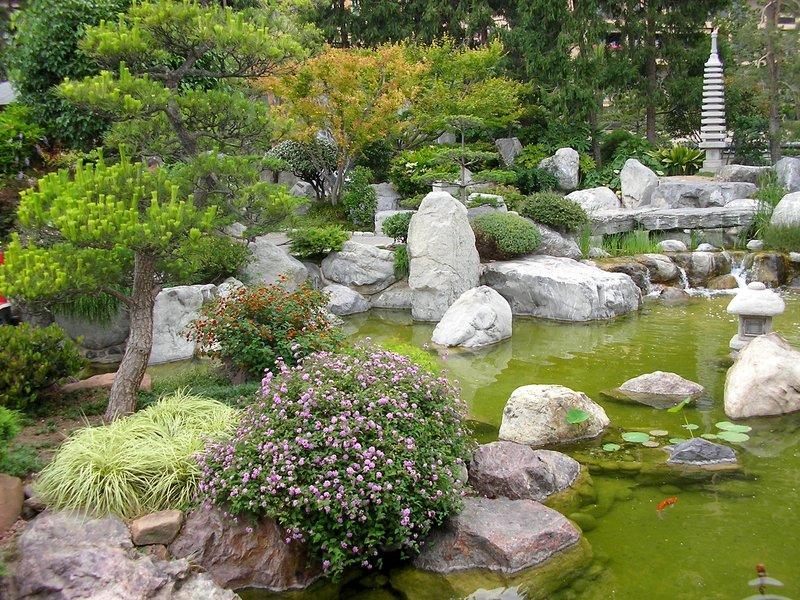 Japanese Gardens, Monaco