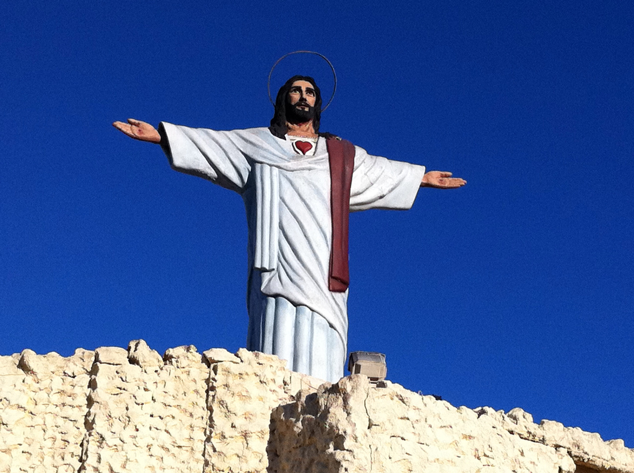 Jesus Christ in Buenos Aires