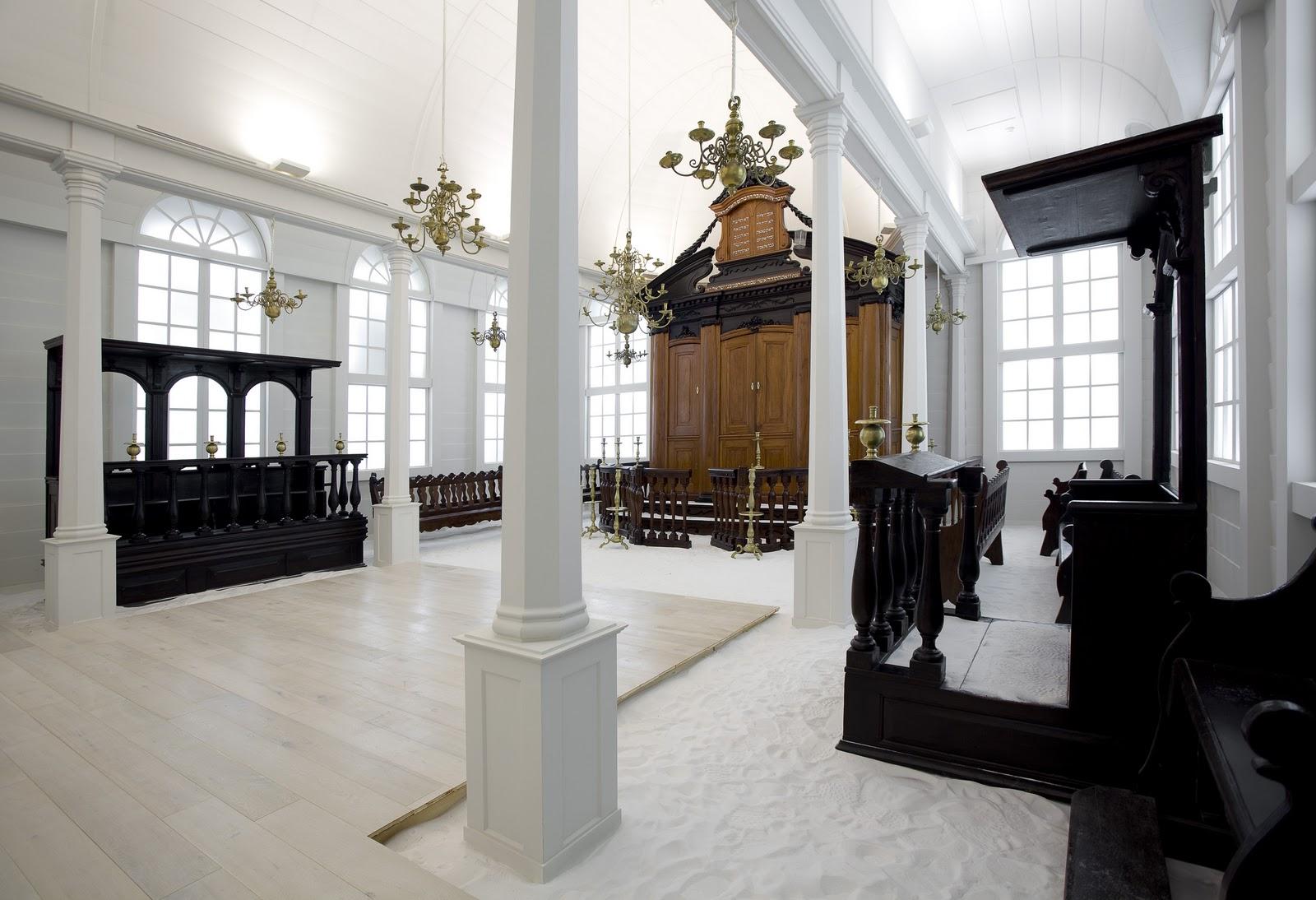 Jewish synagogues, Suriname