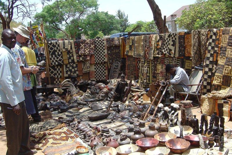 Kabwata Cultural Village, Zambia