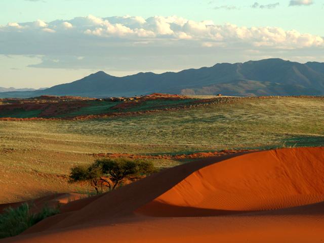 Kalahari Desert, Botswana