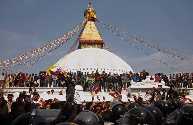 Kathmandu, China