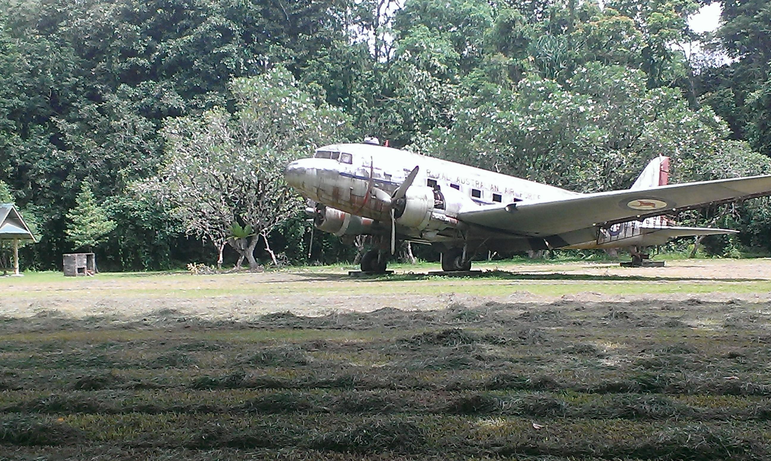 Lae Botanical Gardens, Papua New Guinea