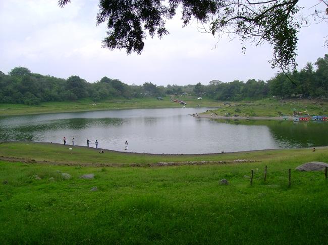 Laguna El Jabali