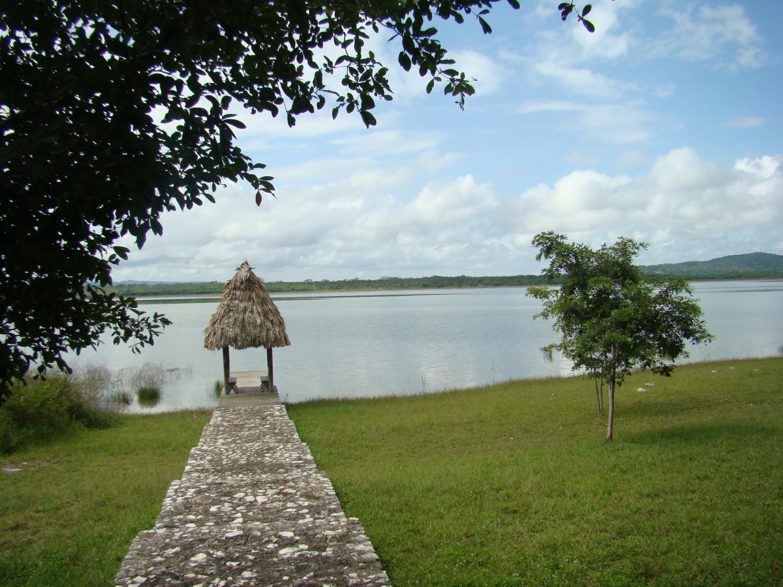 Lake Yaxha Guatemala
