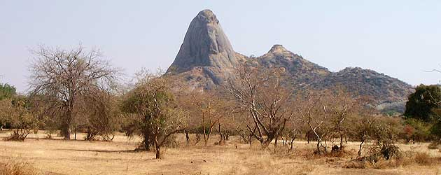 Le Dent De Mindif, Cameroon
