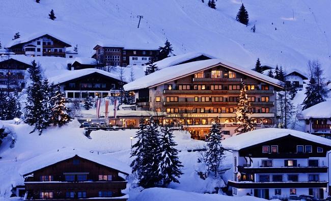 Lech Am Arlberg Hotel