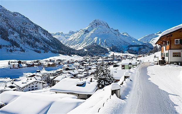 Lech Am Arlberg Ski