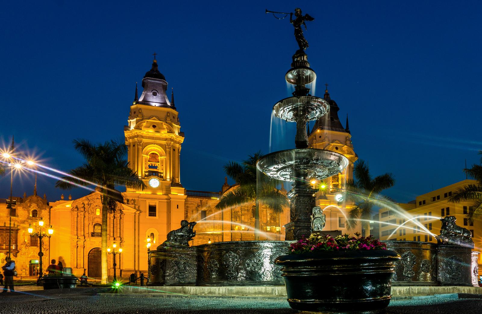 Lima, Peru1
