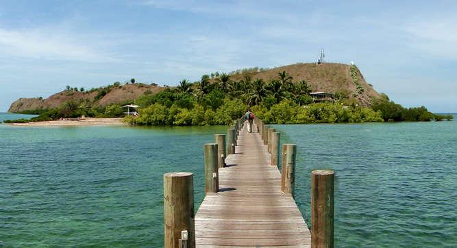 Loloata Island Papua New Guinea