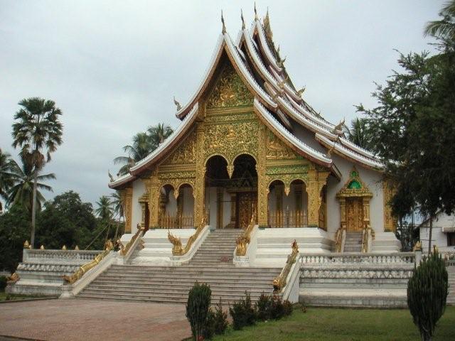 Luang Phabang, Laos1