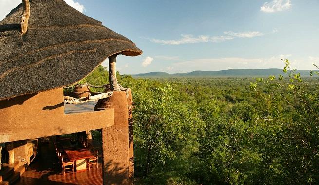 Madikwe Game Reserve Safari Lodge