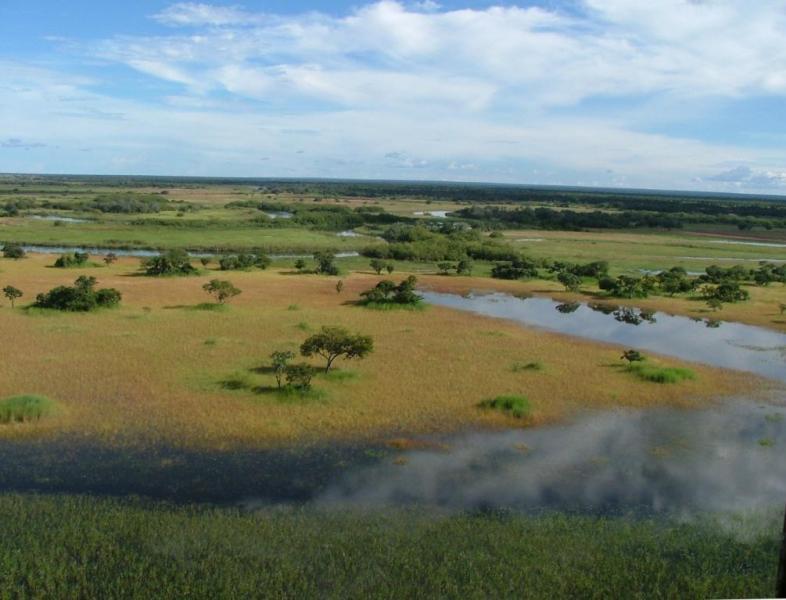 Malanje area, Angola
