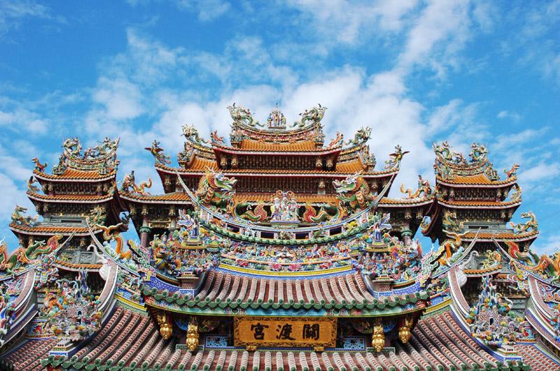 Matsu Temple, Taiwan