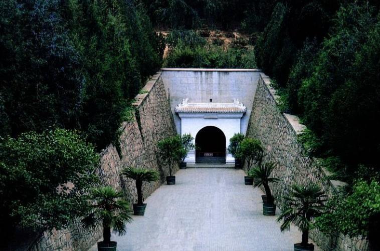 Ming Tombs Dingling
