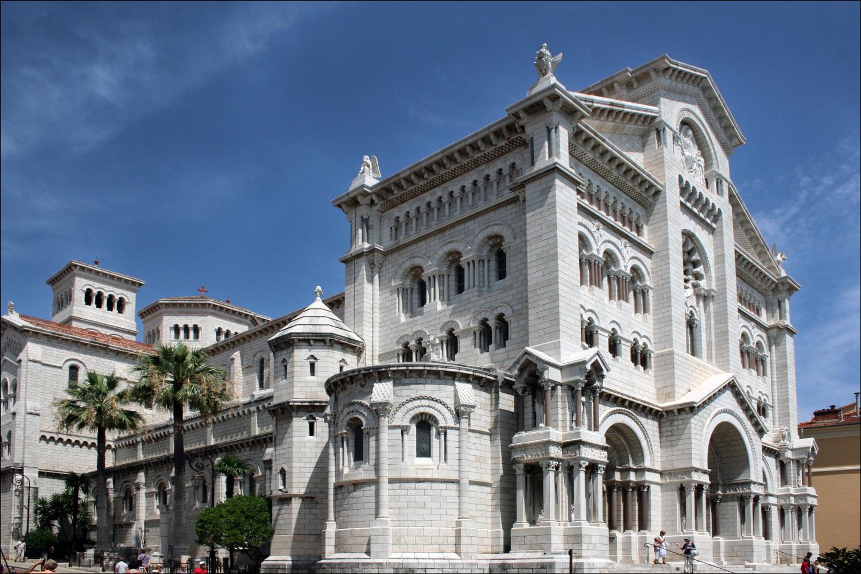 Monaco Cathedral, Monaco